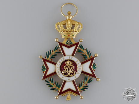 Grand Cross (by Halley) Obverse