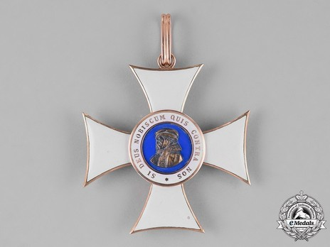 Grand Cross (in gold) Obverse