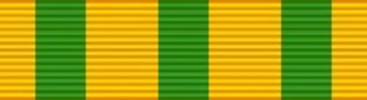 Bronze Medal (1890-) Ribbon