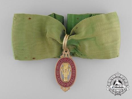 I Class Commander (1772-1860) (Gold) Obverse