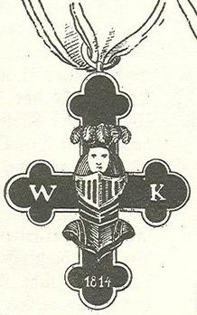 Breast Cross (on Brabant Cross) Obverse