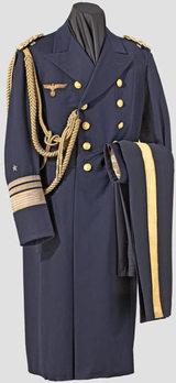Kriegsmarine Frock Coat Obverse