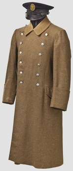 SA Greatcoat Obverse