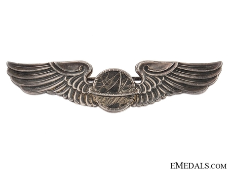 Wings (with sterling silver, reduced size) Obverse