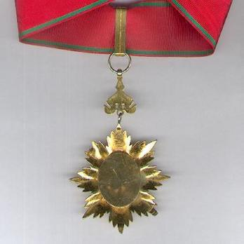 Commander (with Cambodian crown) Reverse