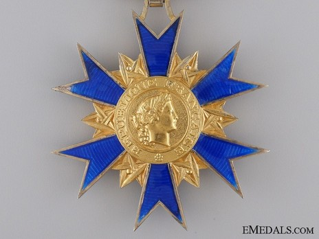 Grand Cross (by Monnaie de Paris) Obverse