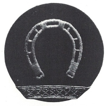 German Army Farrier Candidate Trade Insignia Obverse