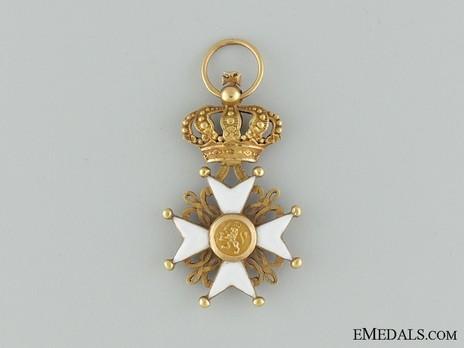 Miniature Grand Cross Reverse