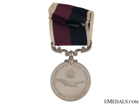 Silver Medal (1919-1936) Reverse