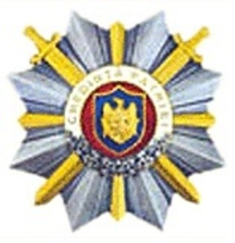 Order of Allegiance to the Homeland, II Class Breast Star Obverse