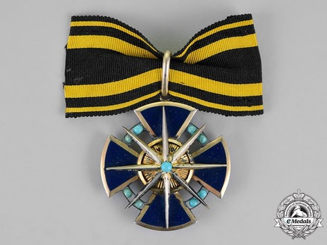Cross of Honour Obverse with Ribbon