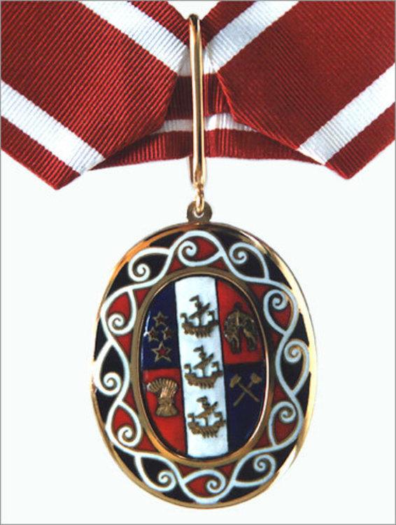 Order of new zealand member obverse