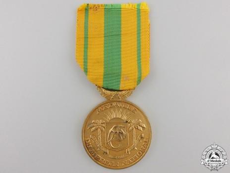 Medal of National Merit, in Silver (1963-1970) Obverse