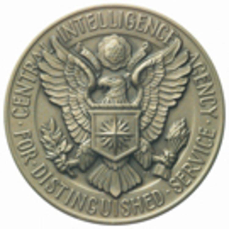 Distinguished intelligence medalcia