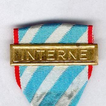 Bronze Medal (Bronze gilt) Clasp