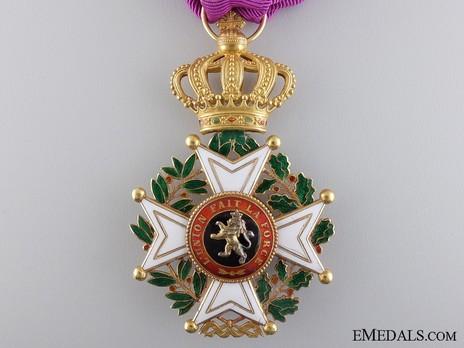 Officer (Civil Division, 1832-1951) (Gold) Obverse