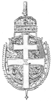 Decoration of the Knights of the Golden Spur Obverse
