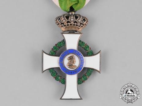 Albert Order, I Class, Knight, with Crown, SAxony (Kingdom) EG3114