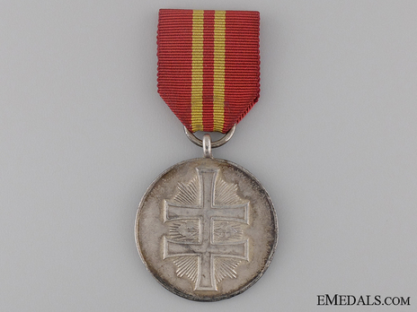 Order of the Military Victory Cross, Type II, VI Class Obverse