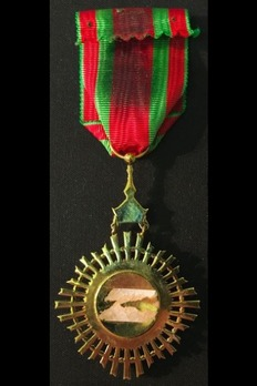 Order of the Queen, Knight Reverse