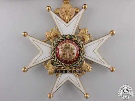 Grand Cross (with Gold) Obverse
