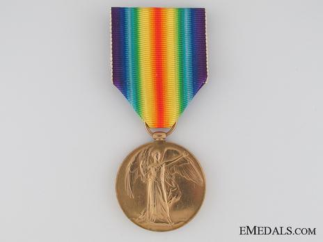 Victory Medal Obverse