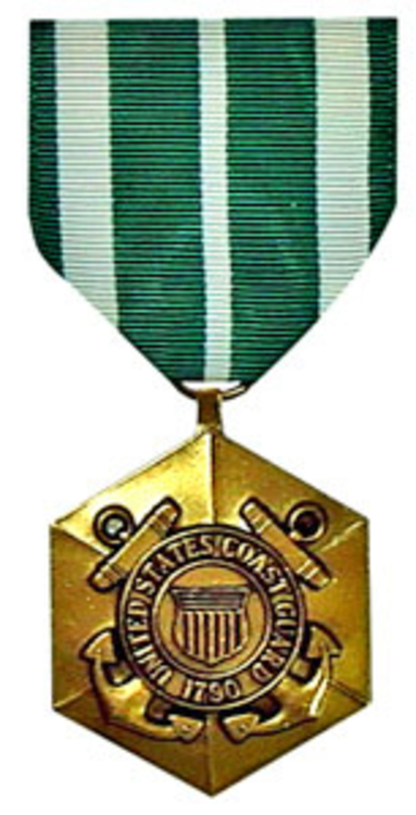 Coastguardcommendationmedal