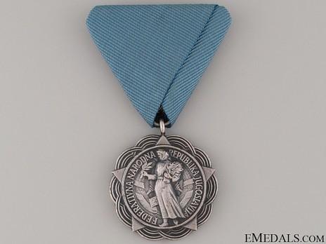 Medal for Merit (Federation) Obverse