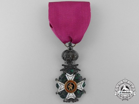 Knight (Military Division, reduced size, 1832-1951-) Obverse