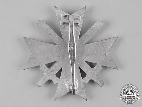 War Merit Cross I Class with Swords, by B. H. Mayer Reverse