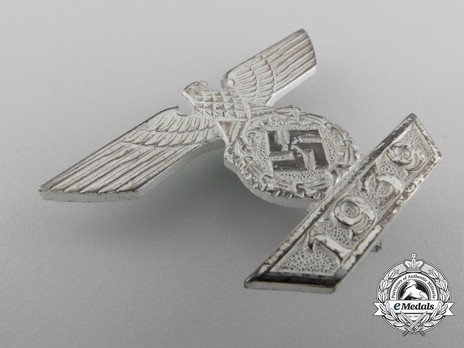 Clasp to the Iron Cross I Class, Type II, by B. H. Mayer (version B) Obverse