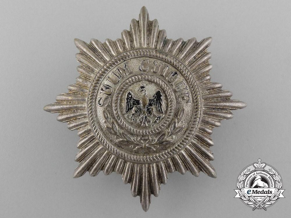 Guard+helmet+star+%28in+silver+gilt%29+1
