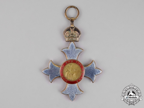 Grand Cross (1917-1937) Obverse