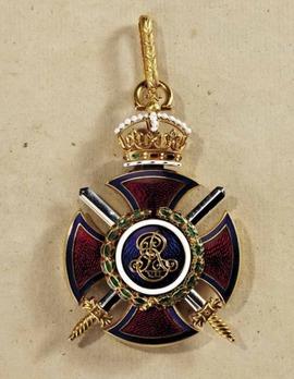 Order of Merit, for Military Achievement, Cross