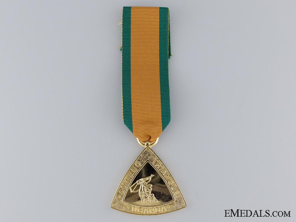 A ugandan medal  53a9a5ffa4e36