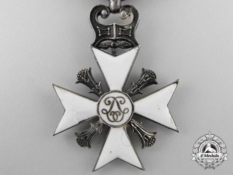II Class Cross (for Long Service) Obverse