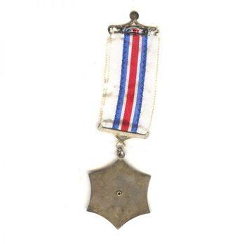 Live Saving Medal, Silver Medal Reverse