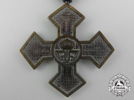 Commemorative War Cross (1916-1919) Obverse