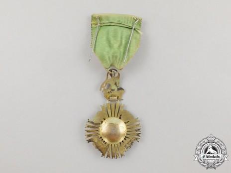 Royal Order of Sowathara, Officer Reverse