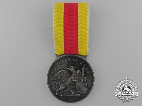 Silver Medal (8th model, 1915-1918) Obverse