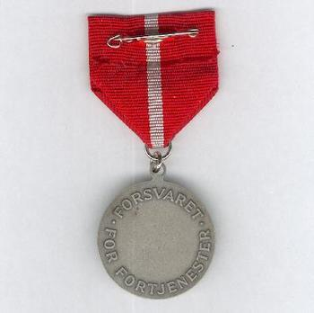 Defence Service Medal Reverse