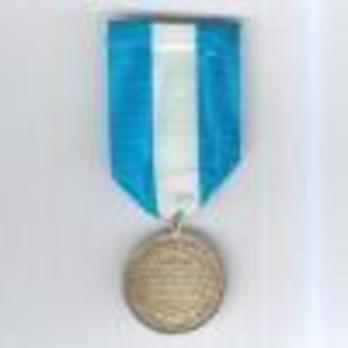 Medal Reverse (Silver) (31mm)