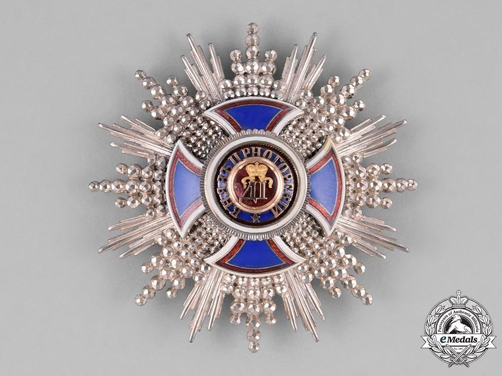 Montenegro+grand+cross+breast+star+danilo