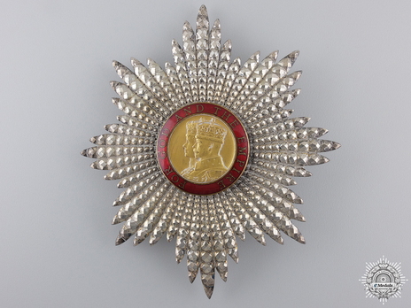 Grand Cross Breast Star (1938-) Obverse