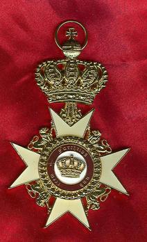 Grand Cross (1818-1918) Obverse