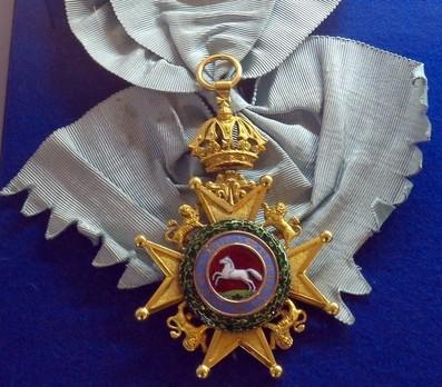 Grand Cross Badge Obverse