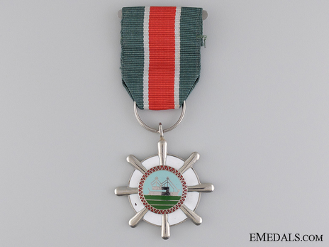 Naval Medal for Loyal and Meritorious Service Obverse