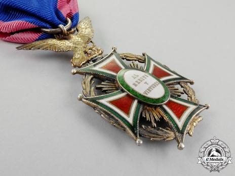 Knight (Civil Merit) (silver gilt) Reverse