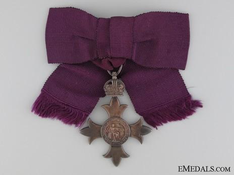 Member (for ladies) (1917-1937) Obverse