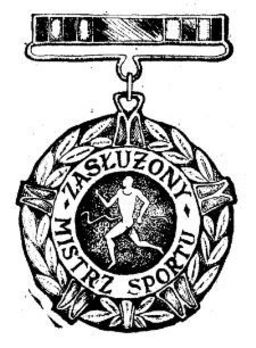 Decoration for Meritorious Sport Champions (1985-1987) Obverse